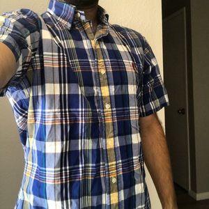 Ralph Lauren Shrt Sleeve Collar  Like new!